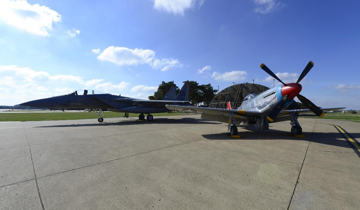 F-15C P-51