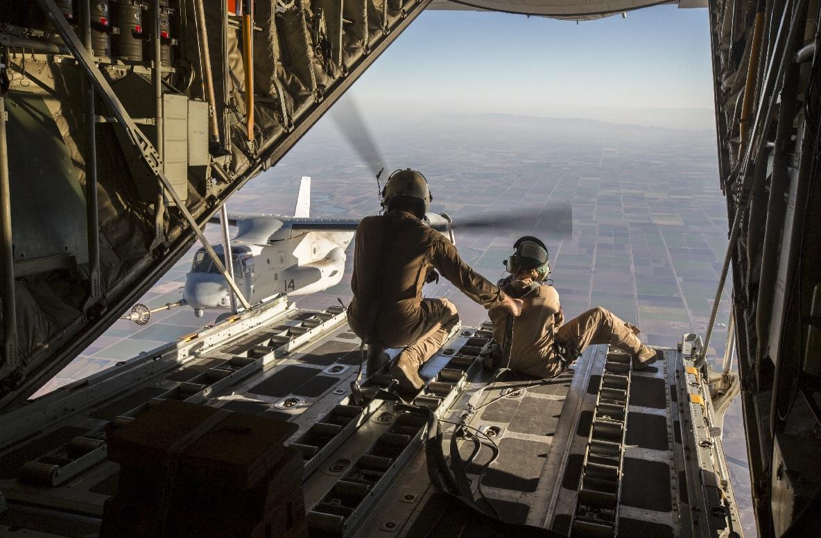 KC-130 AAR