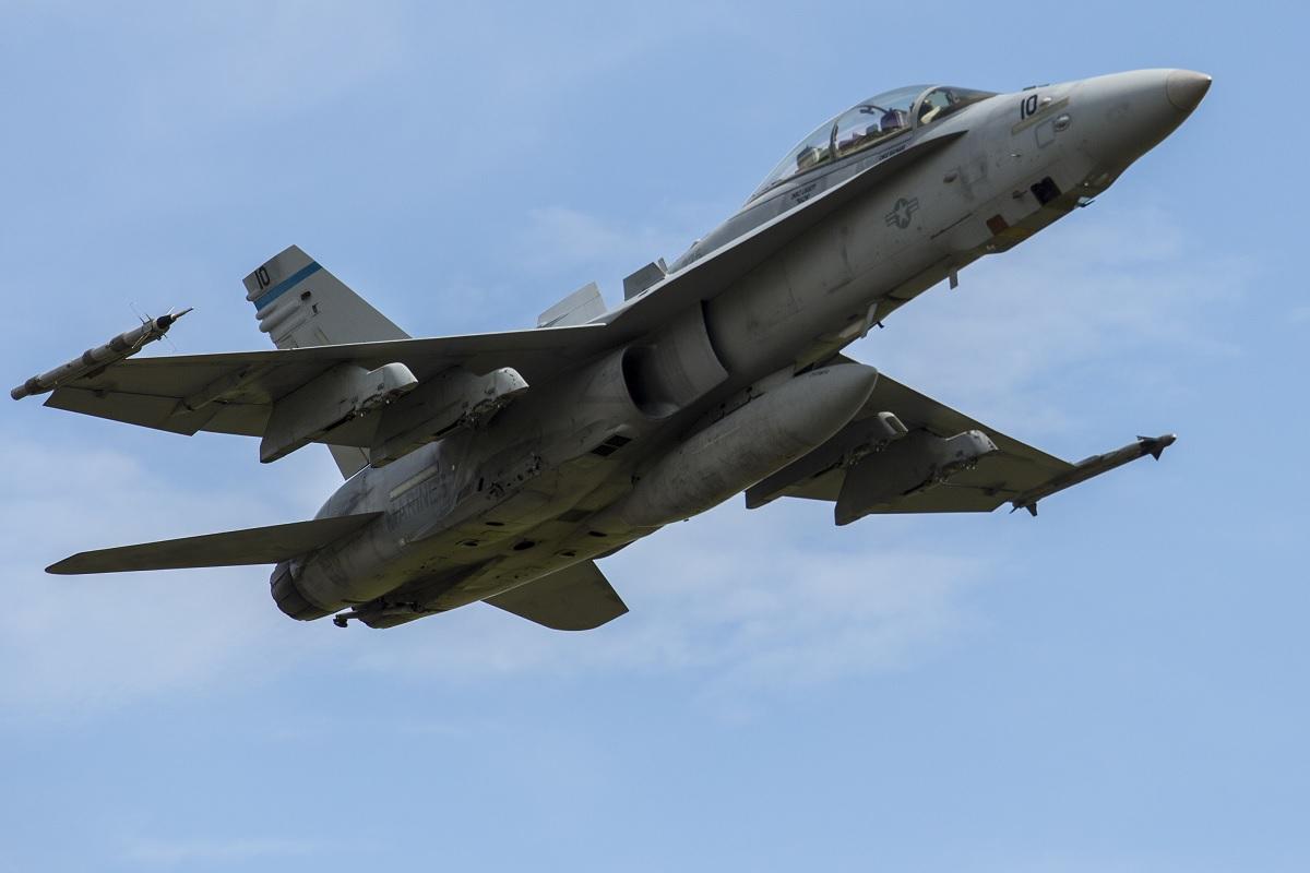 F-18D USMC