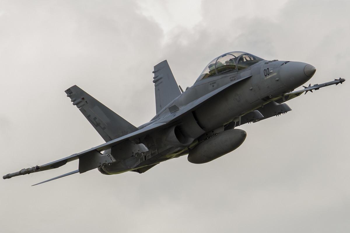 F-18D