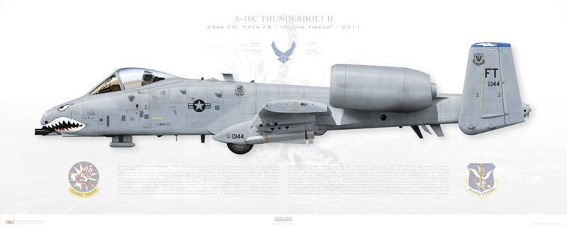 A-10 Print