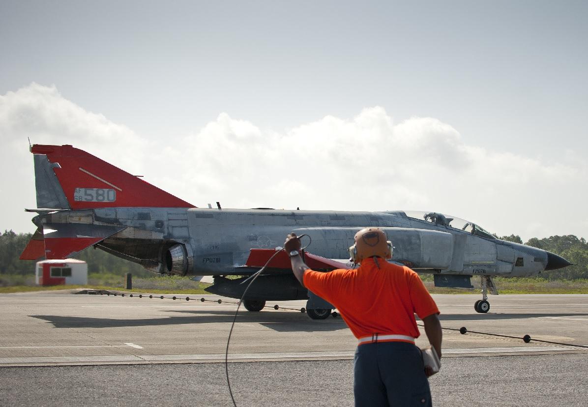 QF-4 Farewell