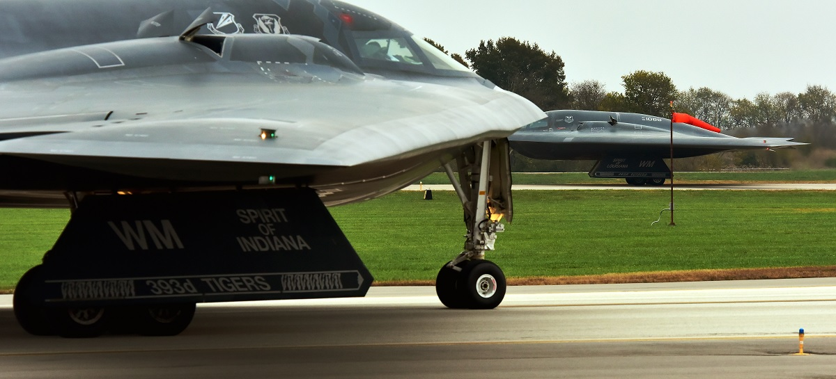 B-2 Take Off