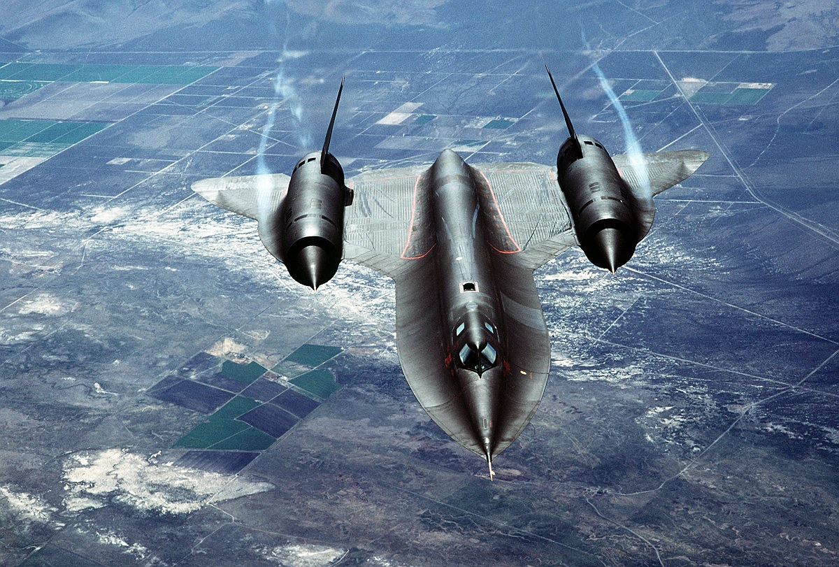 SR-71... or RS-71? How the legendary Blackbird got her designation