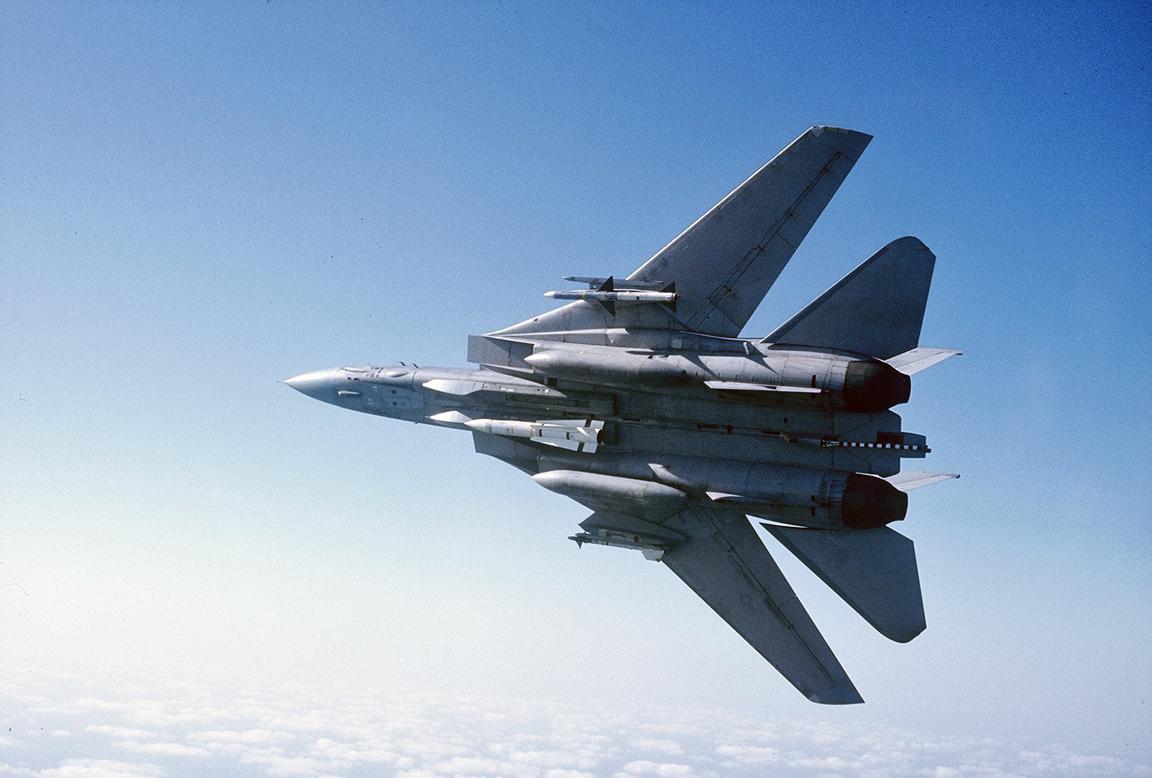 F-14 VF-24 Belly 1-1-1