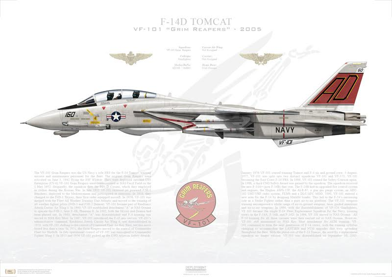 "Grumman F-14 Tomcat in HD: spectacular video features excerpts from the movie ""Speed & Angels"""