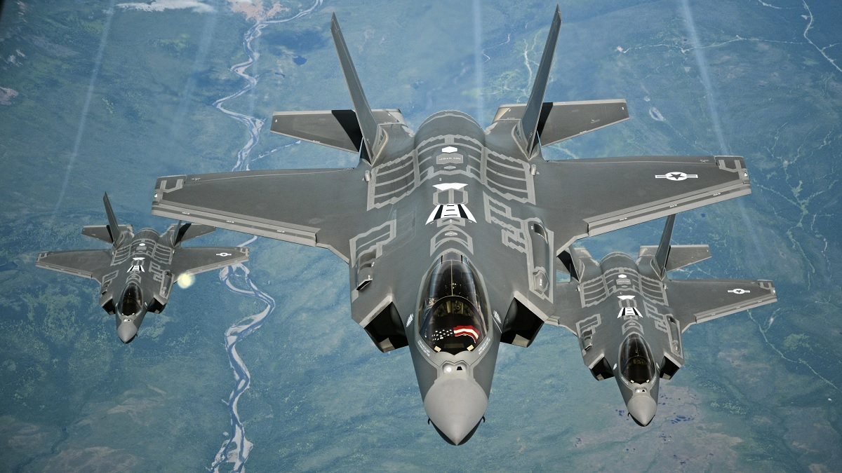 9aa7b46dde7a According to the Pentagon s Director of Operational Test and Evaluation 276  F-35 s deficiencies remain unresolved