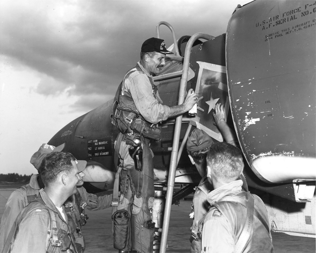 Read the ode Robin Olds wrote to the F-4 Phantom II