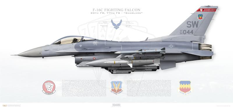 Pilot error behind June 2016 F-16Cs collision over Georgia
