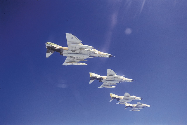 From the ultrafast F-4X to the F-4E(S): the Odyssey of Israel's recce Phantoms