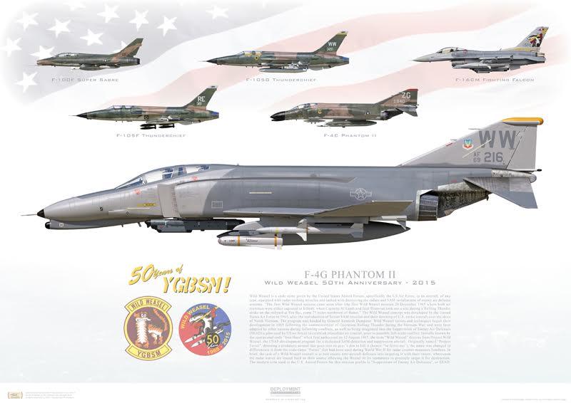 F-4G print