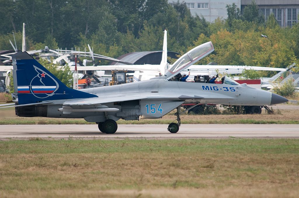 THESE EASTERN EUROPE COUNTRIES COULD PROCURE THE NEW MiG-35