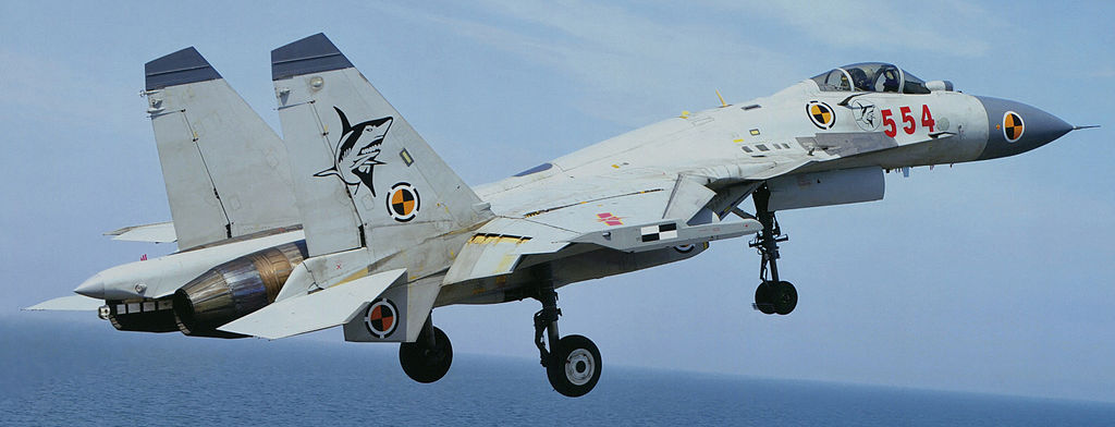 Here's how a Dogfight between US Navy Super Hornets and Chinese Flankers Might Be