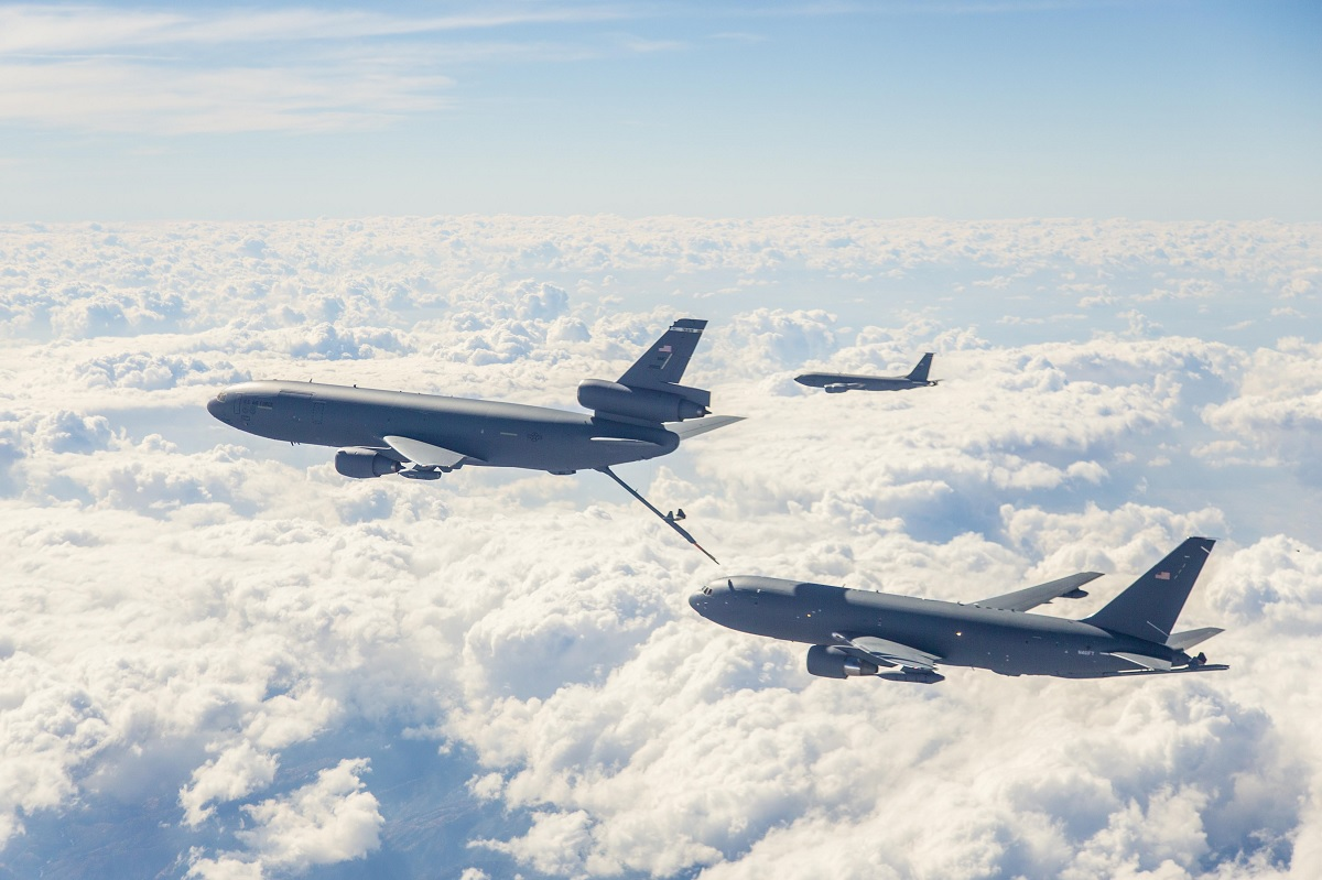 Boeing is close to shut down KC-46A assembly line due to tools and debris found inside completed aircraft