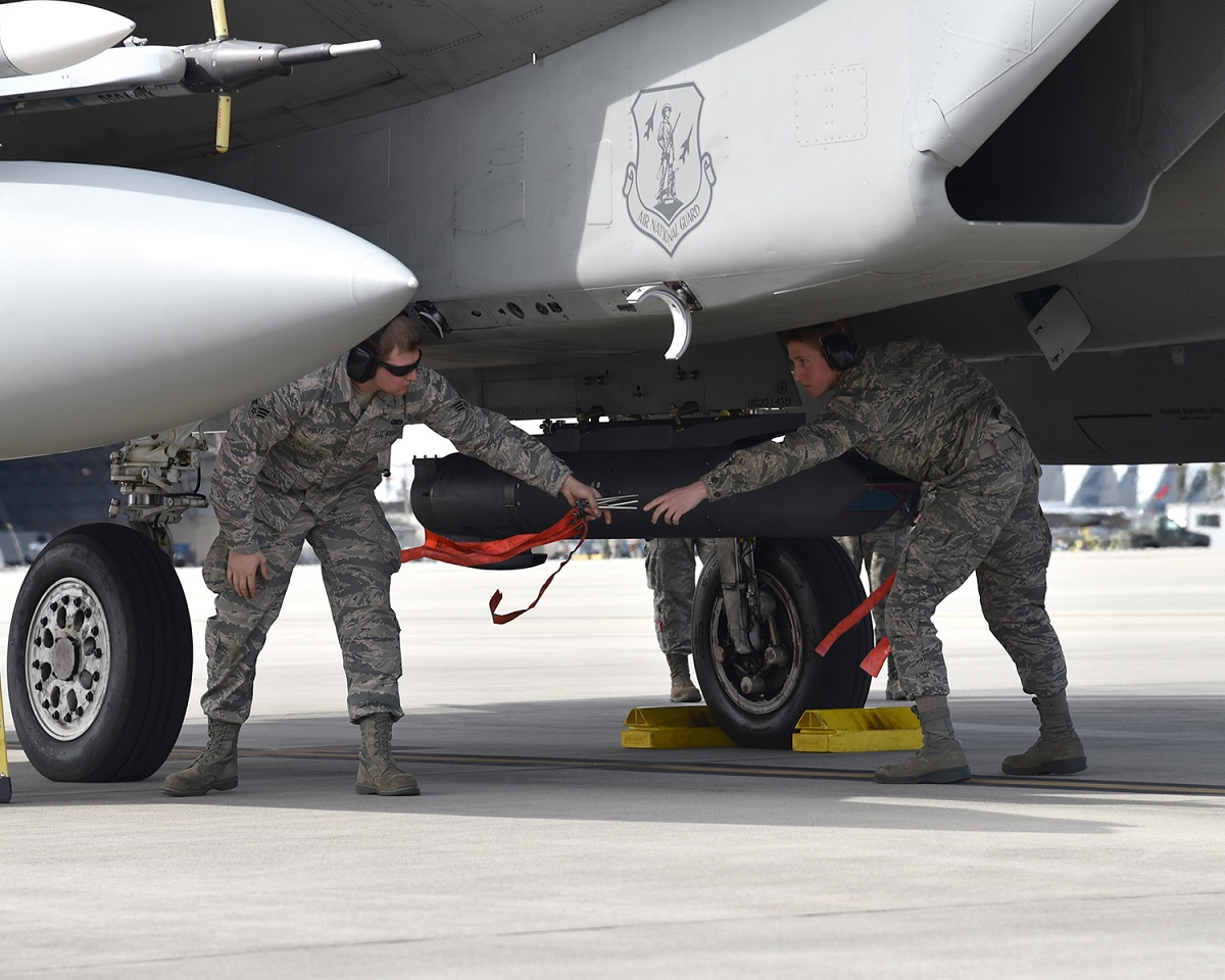 F-15C IRST system will be Lockheed Martin Legion Pod