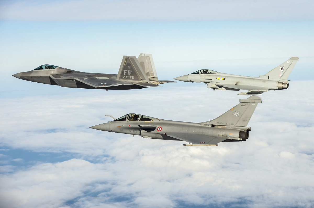 JOINT BASE LANGLEY-EUSTIS TO HOST F-22s, F-35s ...