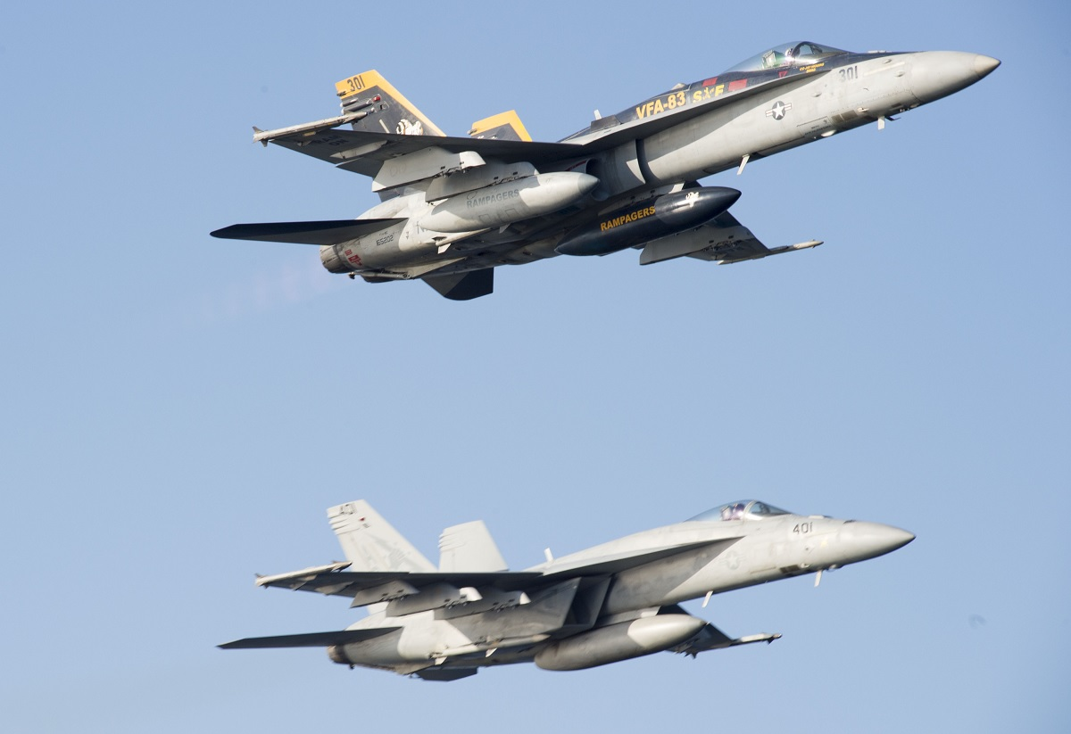 INTERESTING VIDEO HIGHLIGHTS THE MAIN DIFFERENCES BETWEEN F/A-18