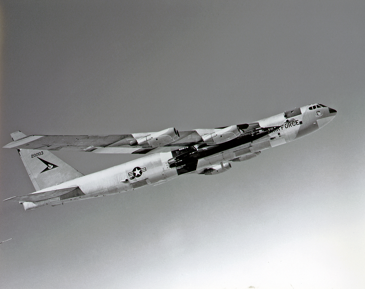 The story of the X-15's official world record for the highest speed ever set by a manned, powered aircraft
