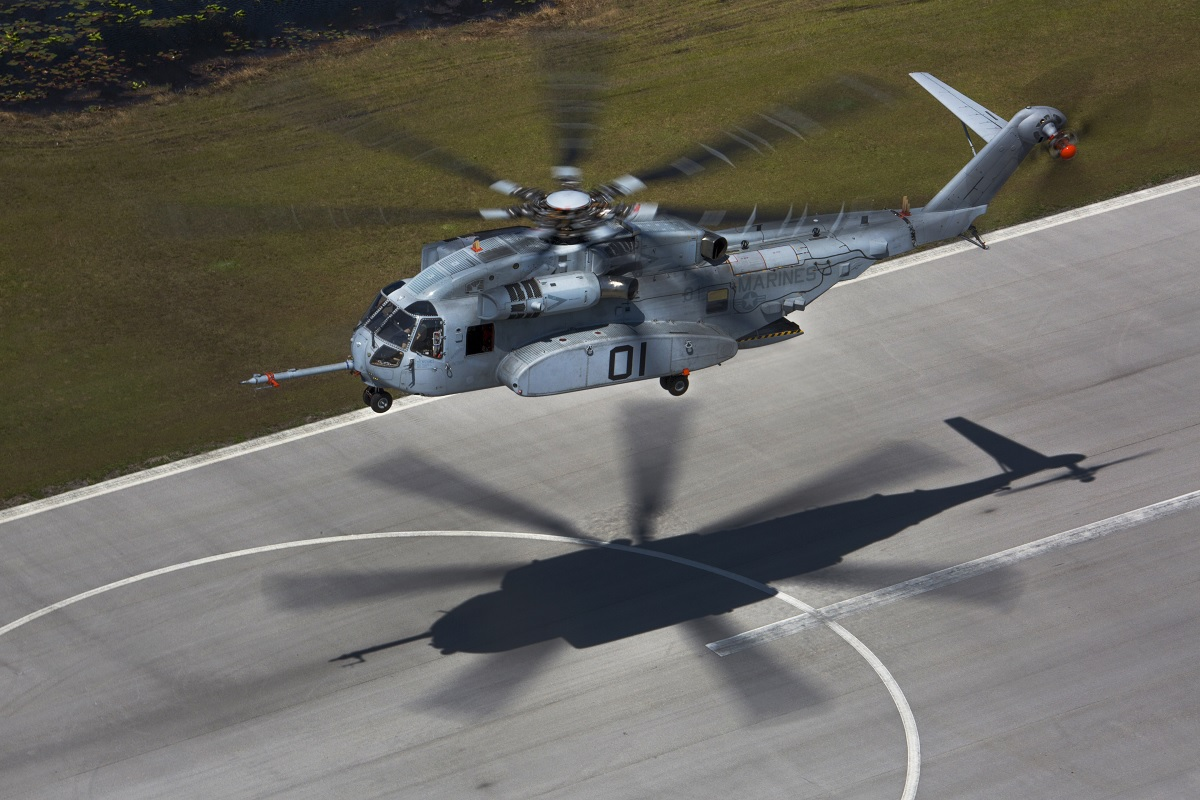 CH-53K IOC pushed back to 2021 for multiple design deficiencies