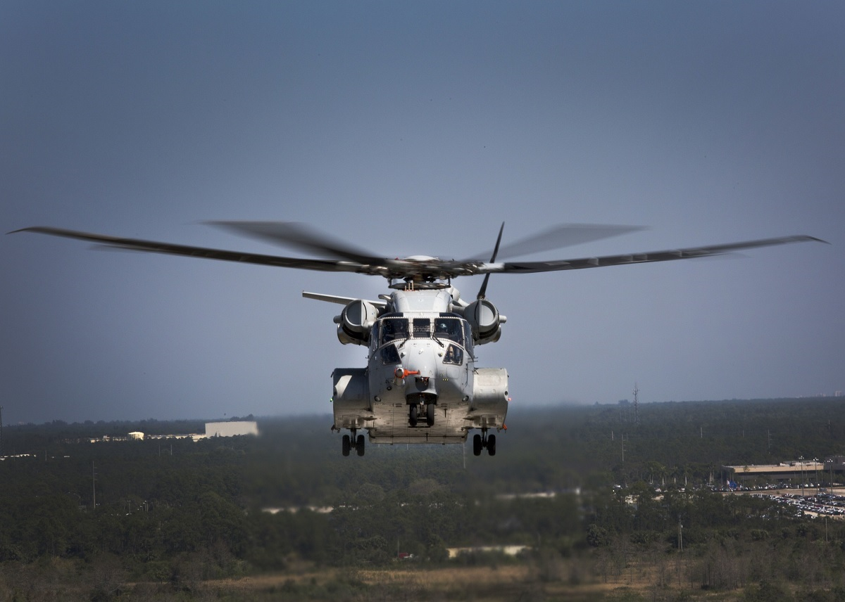 Pentagon is trying to determine if CH-53K can be replaced by CH-47
