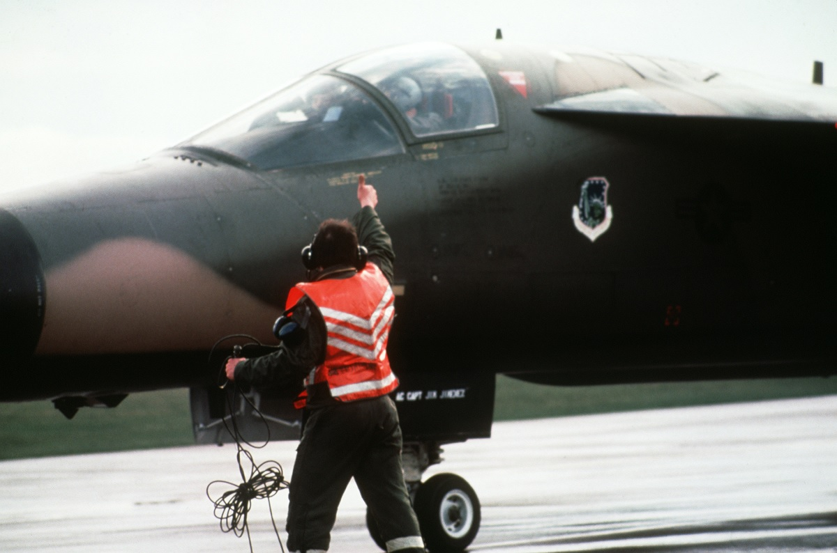 Remembering Operation Ghost Rider, the long-range strike conducted by USAFE F-111s to simulate Operation El Dorado Canyon