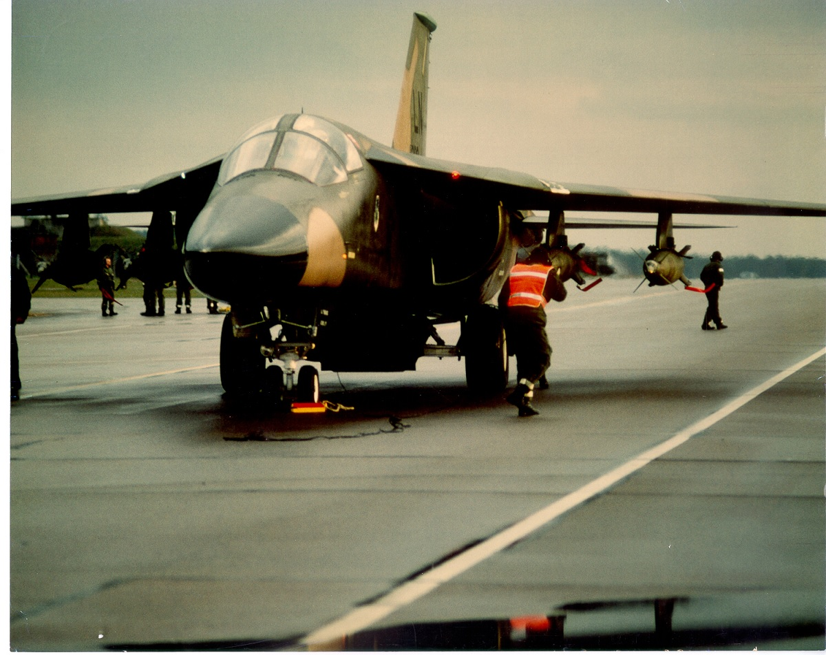 Remembering Operation Ghost Rider, the long-range strike conducted by USAFE F-111Es to simulate Operation El Dorado Canyon