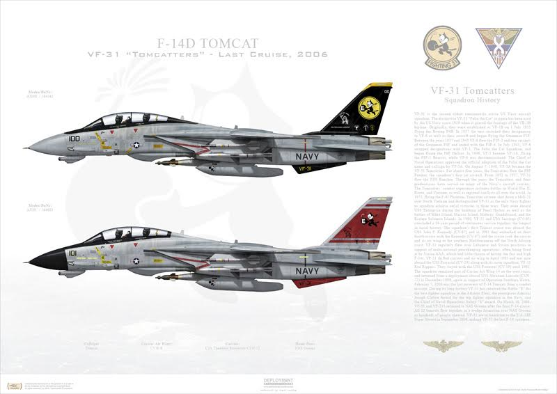 This US Navy F-14A Tomcat was damaged over Beirut in 1983 (but not by Syrian AAA or SAMs)