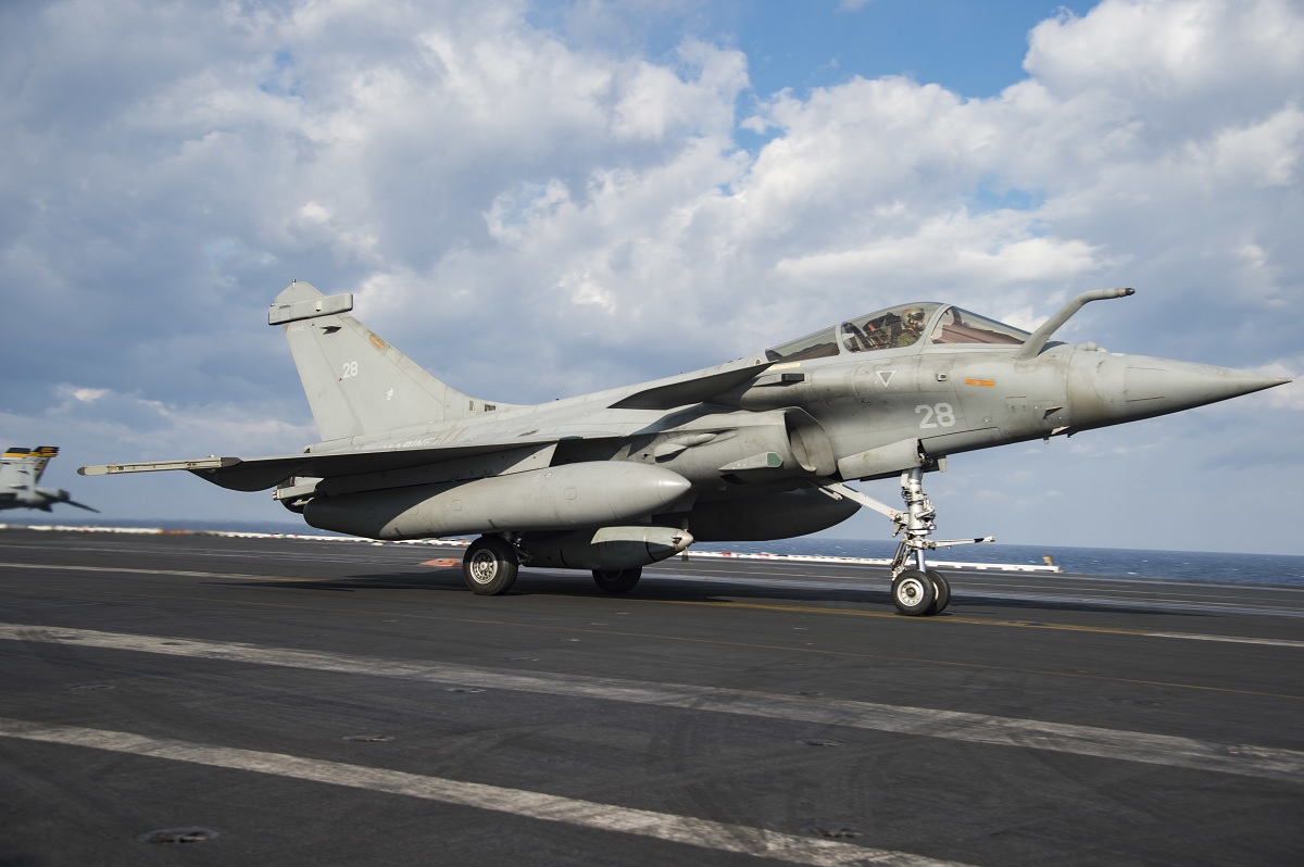 Dassault will deliver first Rafale to India in September 2019