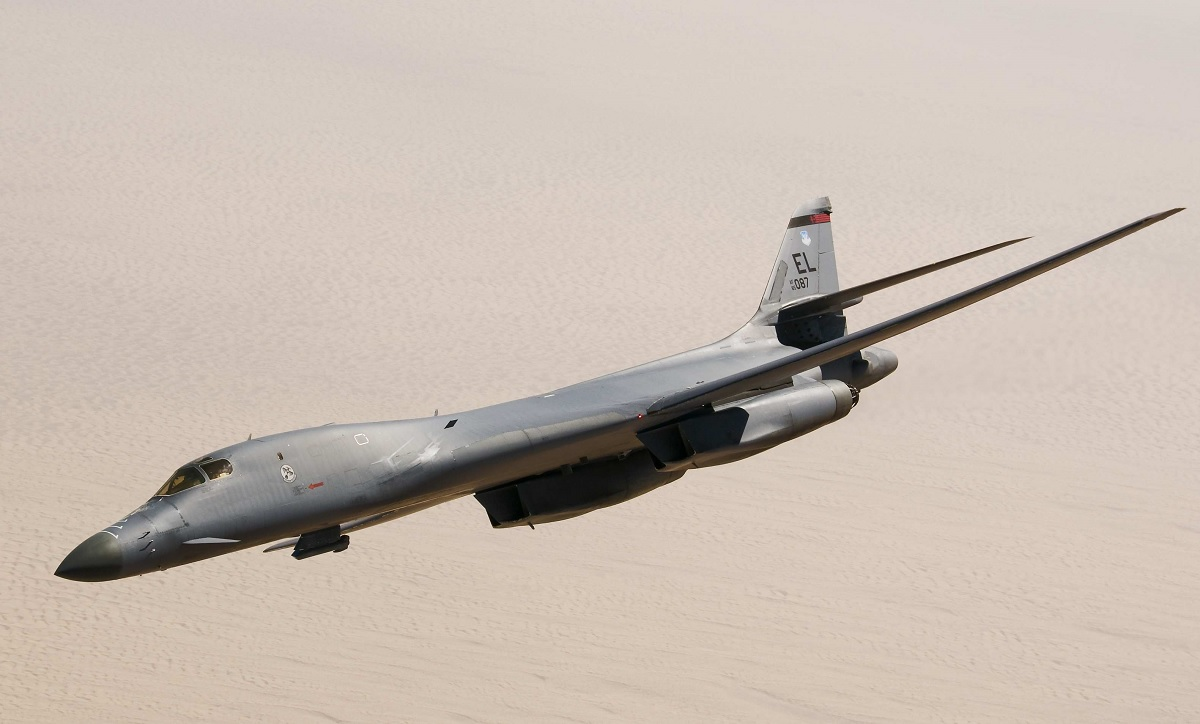 USAF to retire 17 B-1B Lancer Strategic Bombers during Fiscal Year 2021