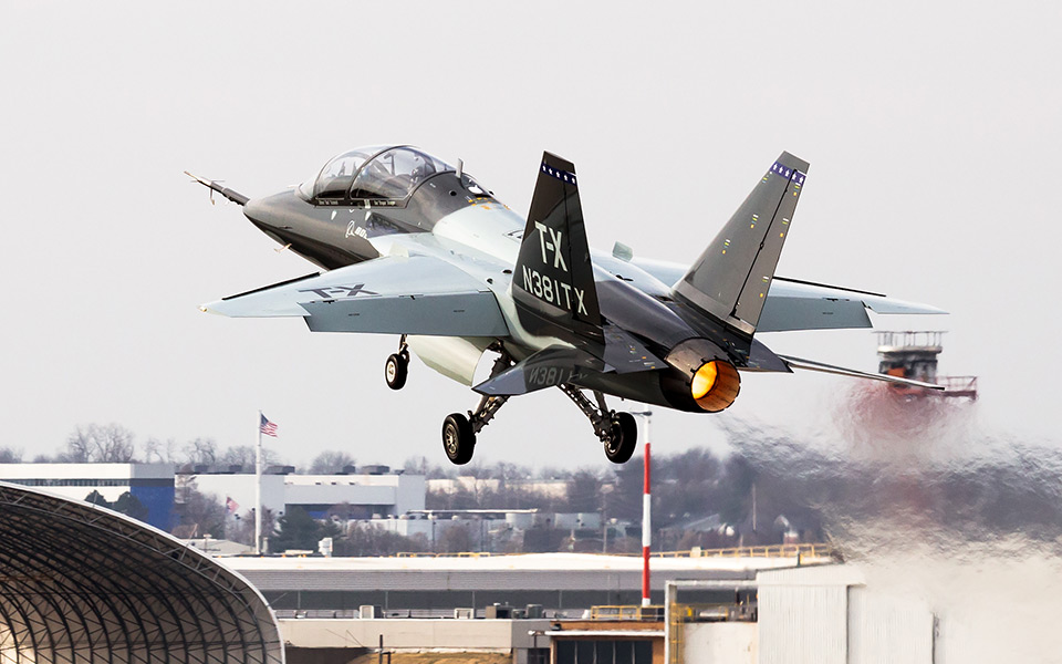 USAF to base first T-X unit at JB San Antonio-Randolph
