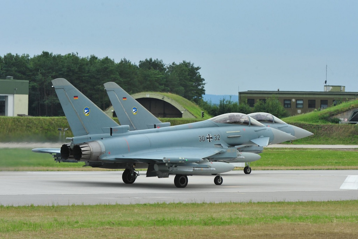 """The Luftwaffe is at a low point,"""" German Air Force chief of staff"""