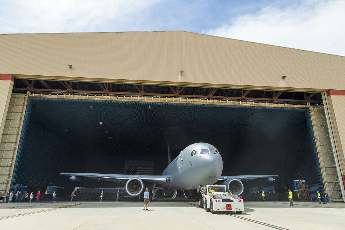 """USAF Won't Use KC-46 unless absolutely necessary,"" Air Force Chief of Staff Gen. Goldfein Says"