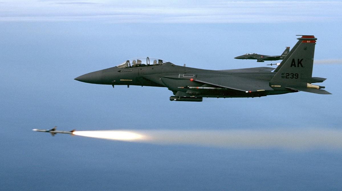 F-15E driver drone killer