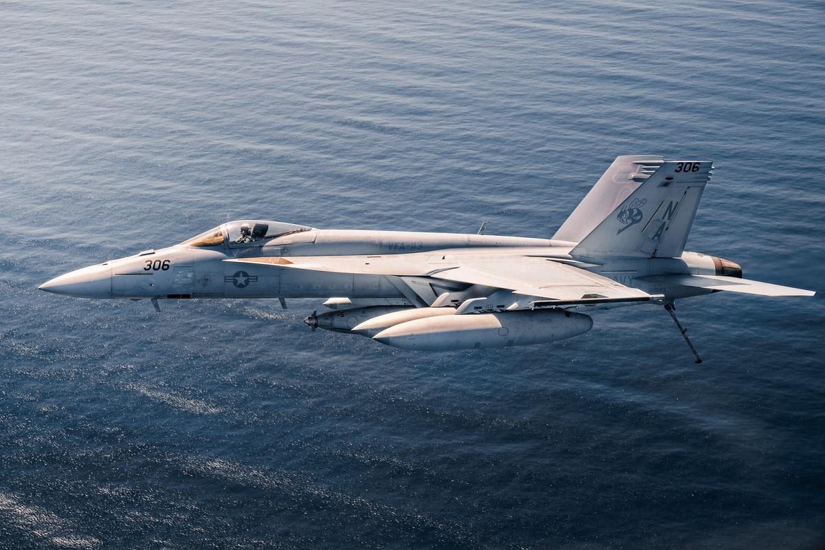 VFA-113 F/A-18E