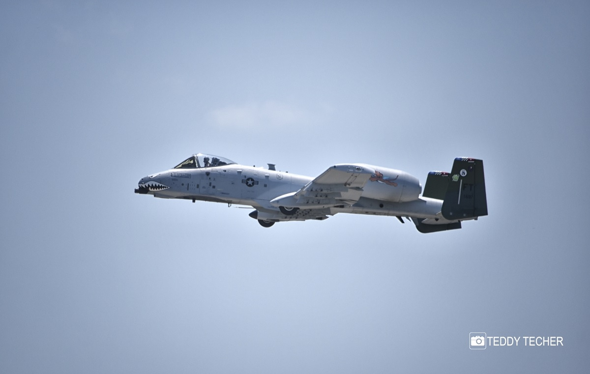 Too Many in the Stack: A-10 pilot tells the story of a night, risky mission flown in bad weather, in congested airspace