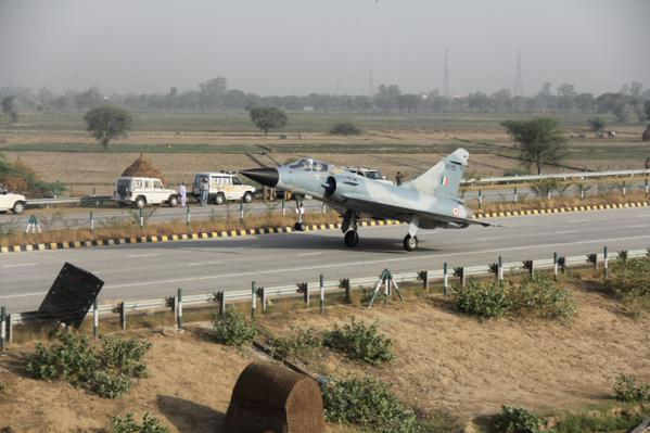India's Sukhoi Su-30MKI Shot Down A Pakistani Drone Along the International Border in Rajasthan