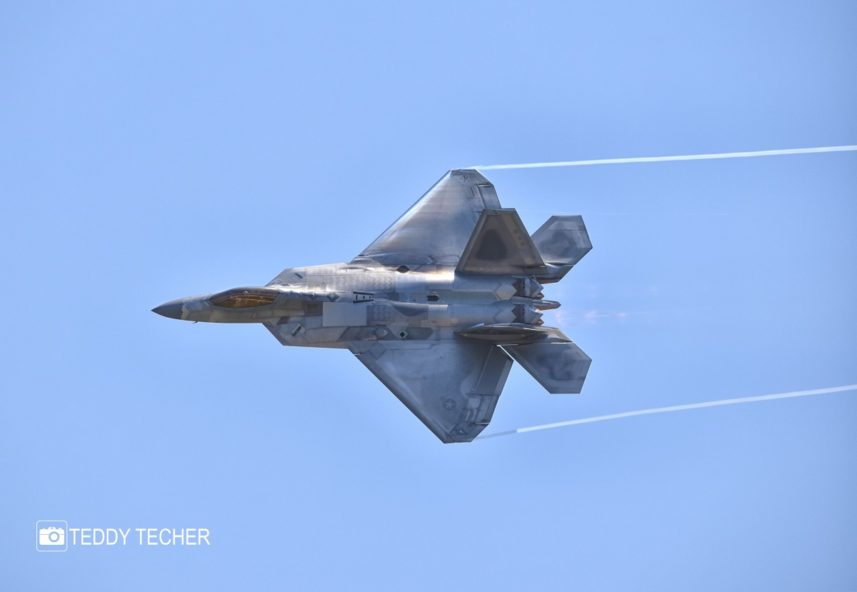 F-22 that crash landed nearly six years ago is almost ready to return to service
