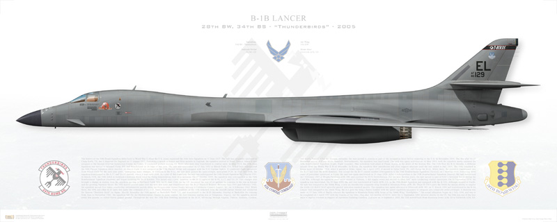 Celebrating the 20-year anniversary of the Combat Debut of the B-1B Lancer
