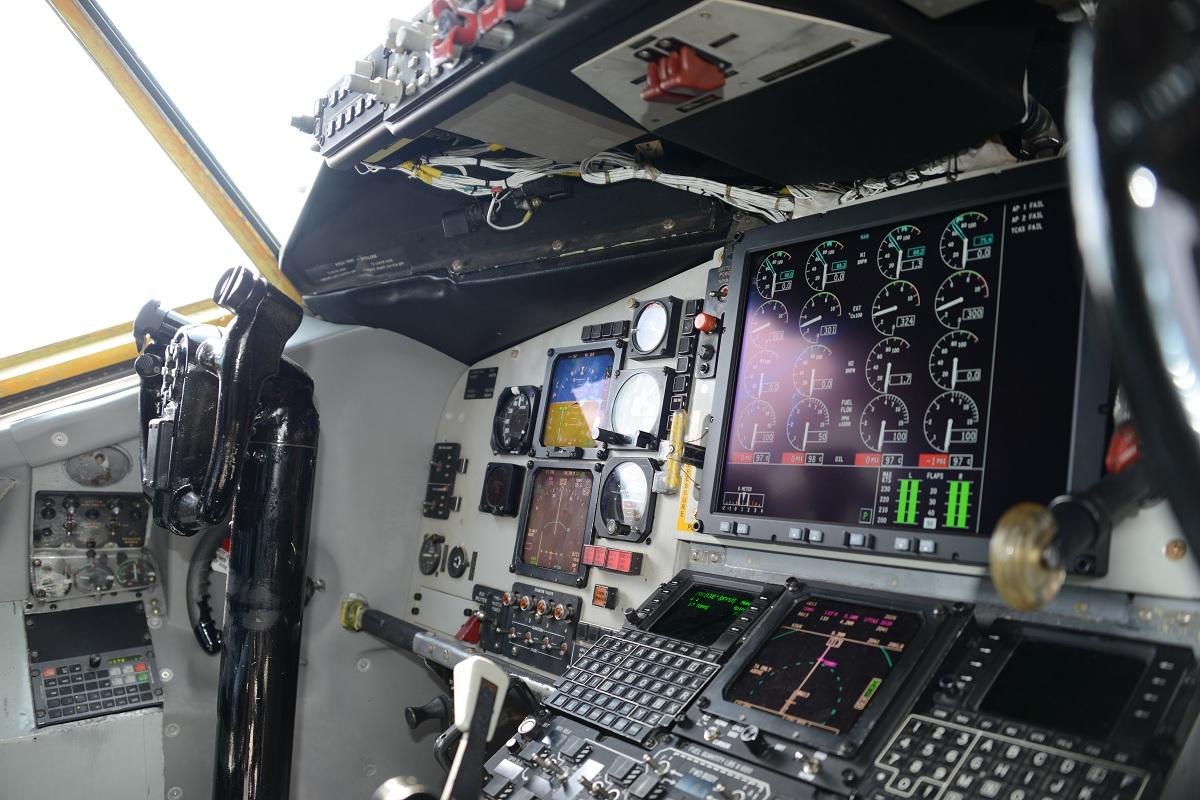 1st Block 45 KC-135 delivered