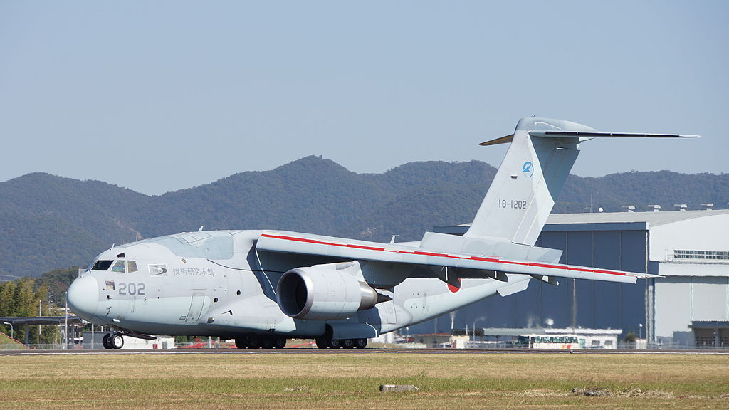 Japan could sell C-2 cargo aircraft to UAE