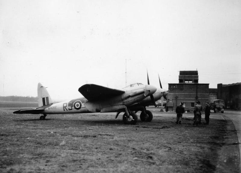 de Havilland Mosquito NF II