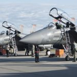 F-15E with APG-82 Red Flag Alaska first deployment