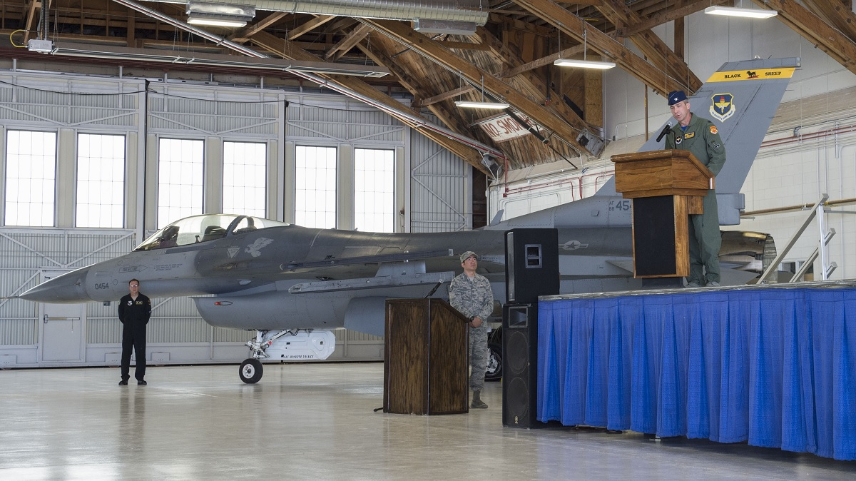 8th Fighter Squadron Activation Ceremony