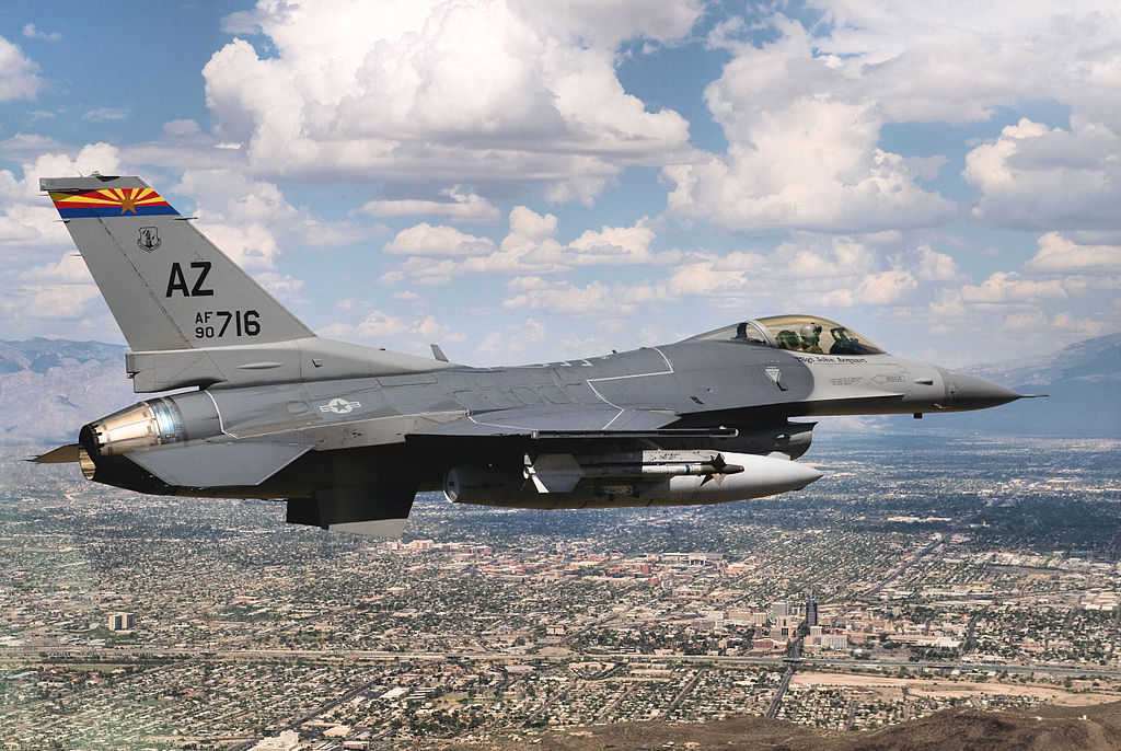 "Cool ""bookazine"" tells you all you need to know about the legendary F-16 Viper"