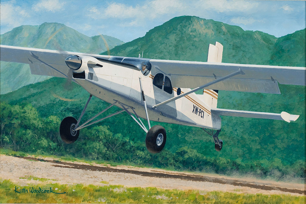 Pilatus to stop PC-6 Porter production in 2019