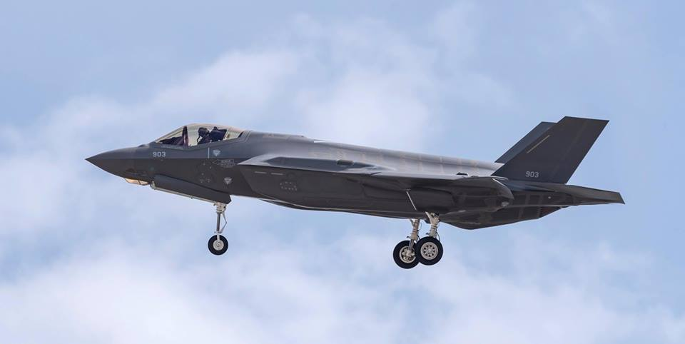 USAF delays F-35Is delivery