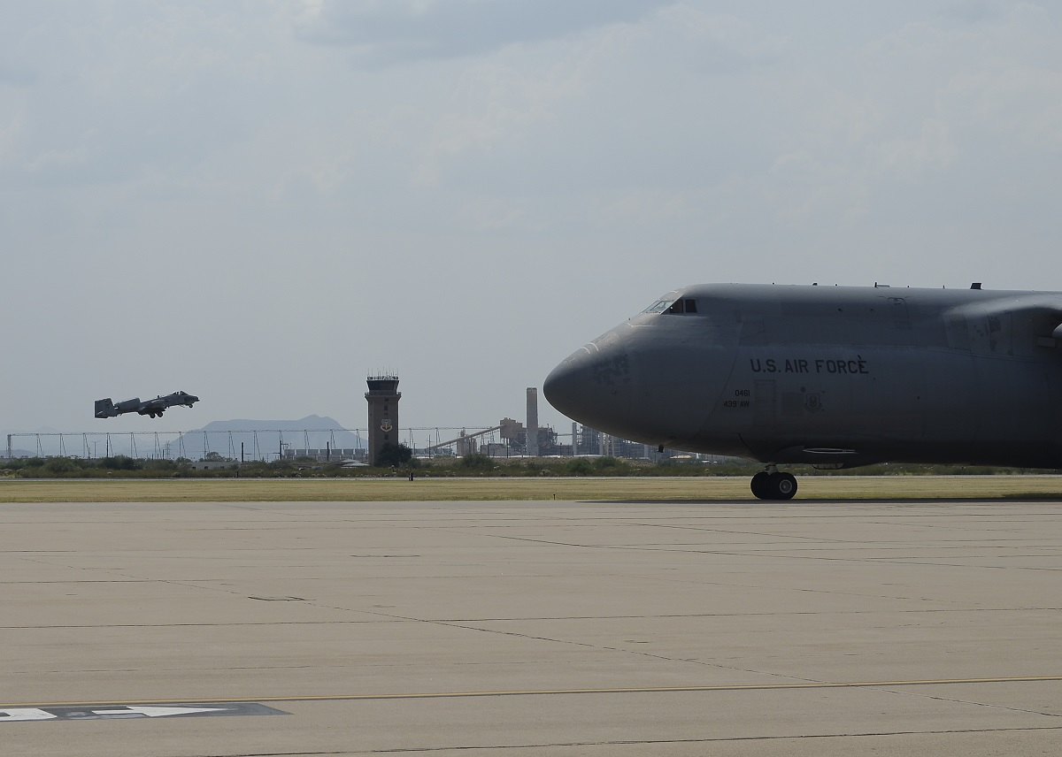 USAF retires its last C-5A