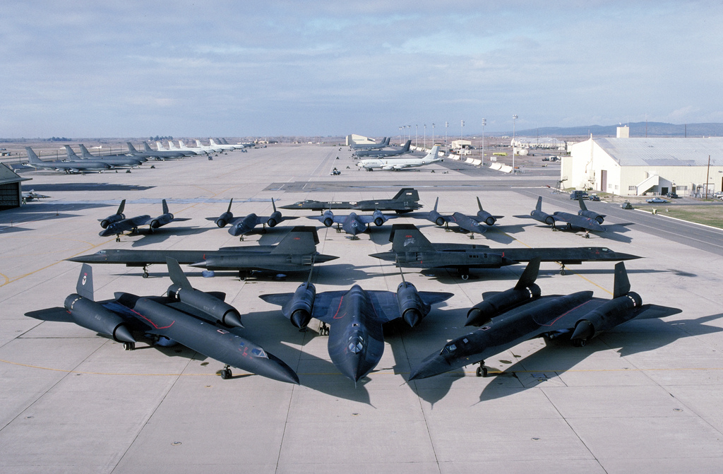 Fastest Plane In The World >> The Development Of The Iconic Sr 71 Blackbird How The World S