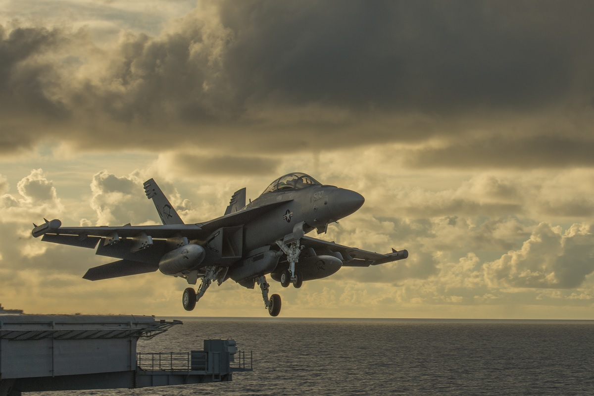 Global F/A-18 and EA-18 fleet hits 10 million flight-hours milestone