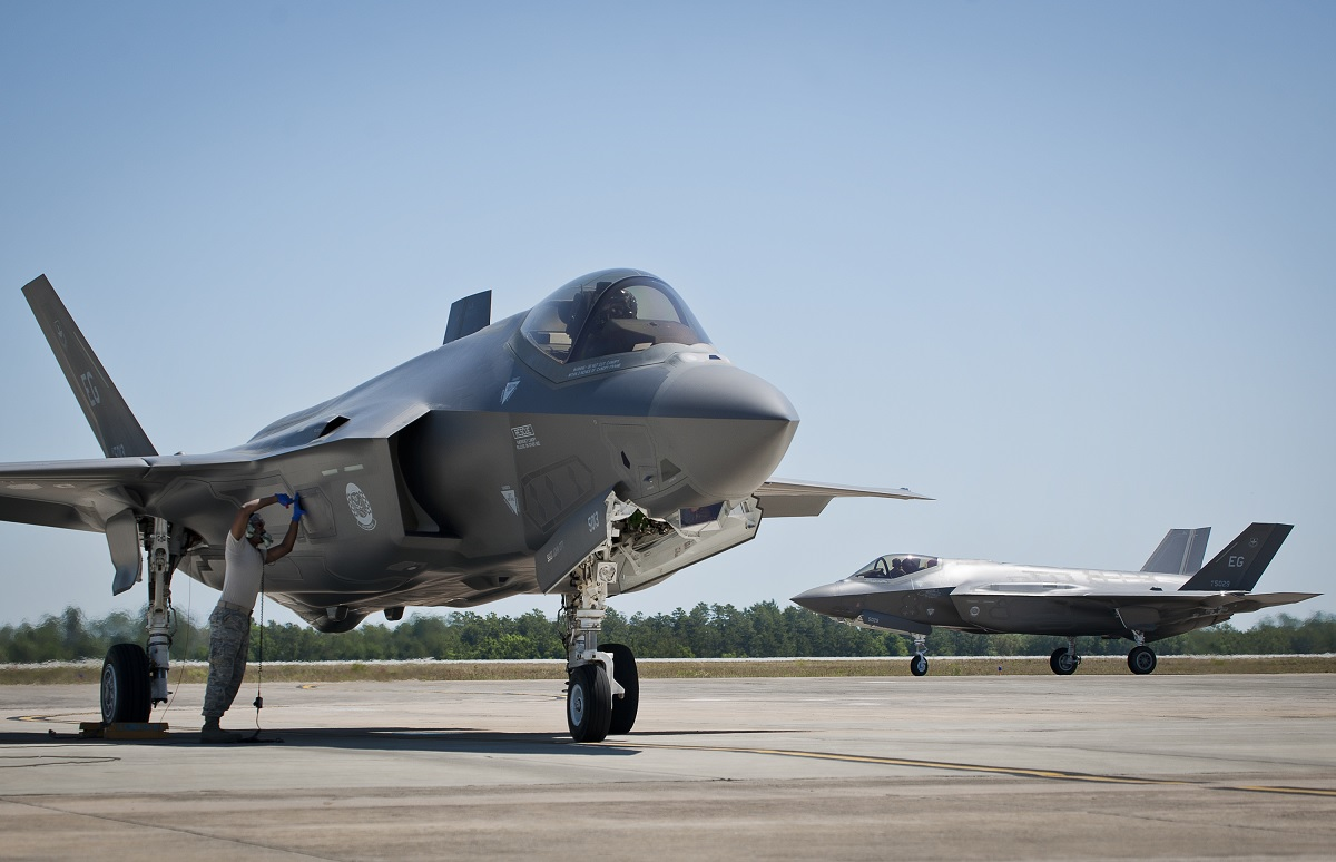 F-35 to incorporate auto-GCAS five-years earlier than originally planned